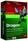 Dragon NaturallySpeaking® 10 Professional